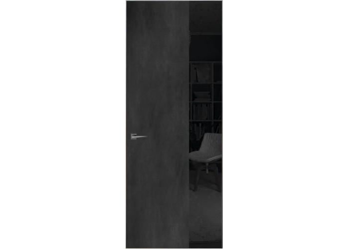 Loft L6 — отделка шпон и стекло  1