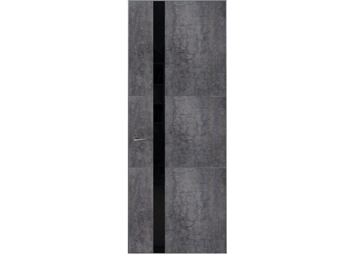 Loft L7 – покрытые каменный шпон + крашенное стекло  1