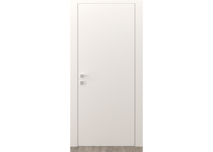 Dooris ™ – двери на скрытом коробе – грунтованные под покраску или обои  1