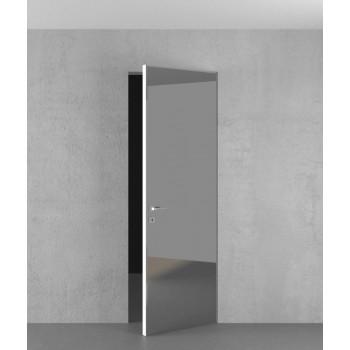 Invisible line – коллекция скрытых дверей – зеркало