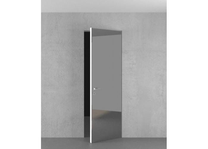 Invisible line – коллекция скрытых дверей – зеркало  1
