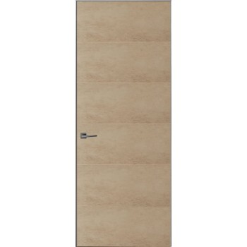 Loft L2 – скрытый короб Invisible Line – натуральный шпон
