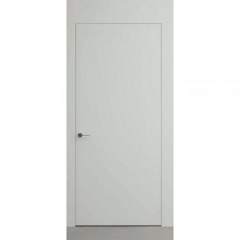 Противопожарная дверь на скрытом коробе А1 EI30 грунт без алюм. торца