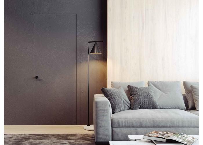 Dooris ™ – двери на скрытом коробе – грунтованные под покраску или обои  2