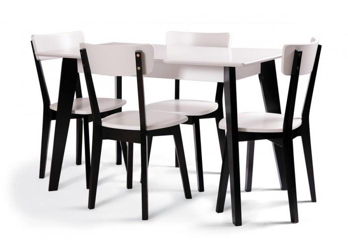 Стол Ахен + 4 стула Ельбе  2