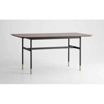 Обеденный стол Canelli ZN латунь 2000