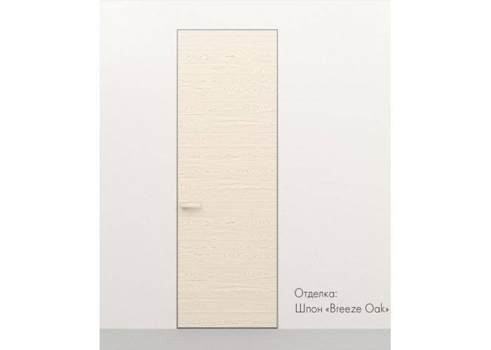 Secret Doors – скрытый короб invisible (инвизибл) – шпон  11