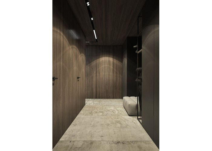 Secret Doors – скрытый короб invisible (инвизибл) – шпон  2