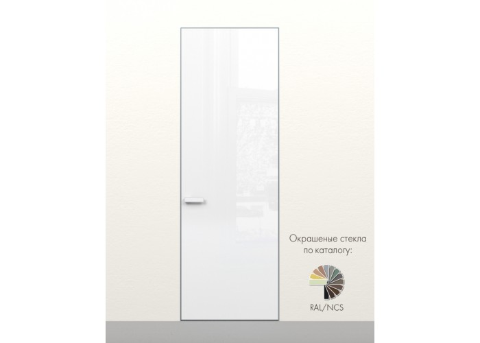 Secret Doors – скрытые двери с зеркалом и тонированным стеклом  8