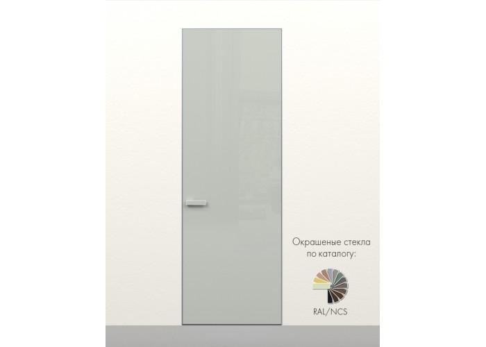 Secret Doors – скрытые двери с зеркалом и тонированным стеклом  9