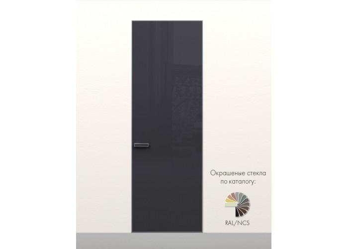 Secret Doors – скрытые двери с зеркалом и тонированным стеклом  10