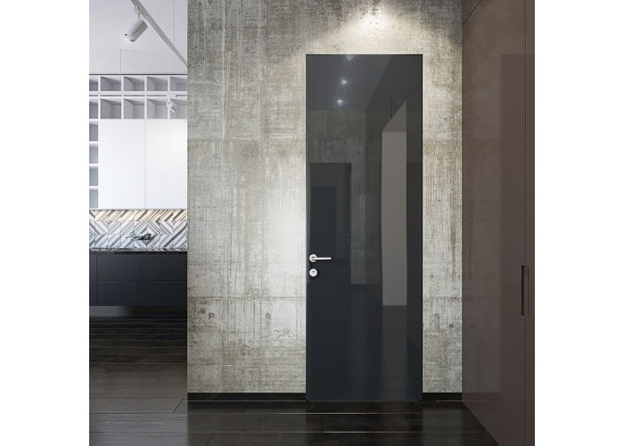 Secret Doors – скрытые двери с зеркалом и тонированным стеклом  2