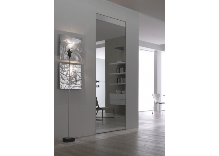 Secret Doors алюминиевый короб – зеркалом  1