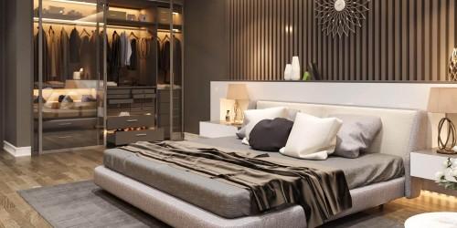 Дизайн-проект 2-комнатной квартиры в ЖК Варшавский, 68м.кв.