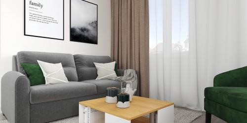 Интерьер частного дома в современном стиле, 180 м.кв