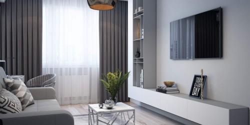 Дизайн-проект квартиры в ЖК Victory V (2), 86 м.кв.