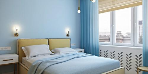 Дизайн-проект 2 комнатной квартиры в ЖК Наш будинок, 68 м.кв.
