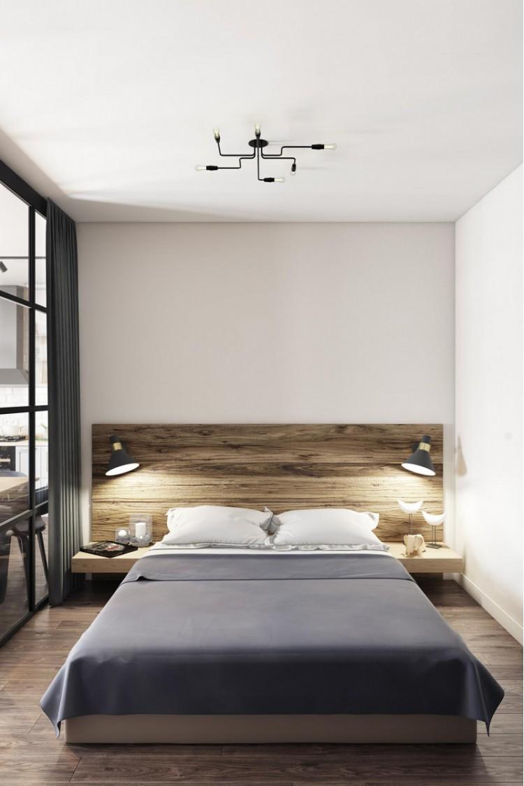Спальня в стиле минимализм, фото 6