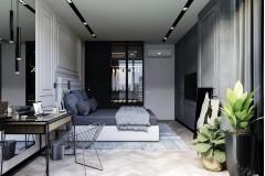 Вдохновляйтесь: дизайн спальни студия Novoselskiy Design