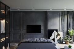 Вдохновляйтесь: дизайн спальни во Французском квартале