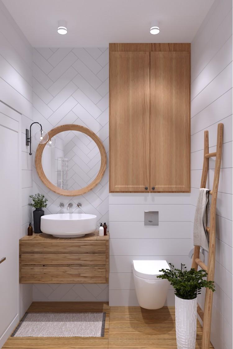 Санузел, ванная комната – 1697
