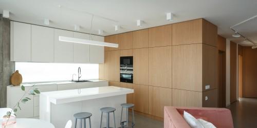 Дизайн-проект 3-комнатной квартиры Miracle Morning — 92м.кв.