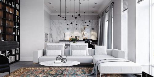 Дизайн-проект частного дома, 150м.кв.