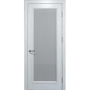Двери межкомнатные Status Doors Oak Standard OS 012.S01 (Сатиновое стекло)
