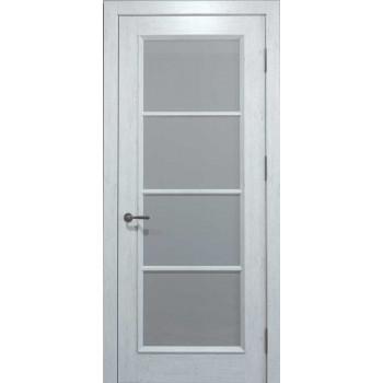 Двери межкомнатные Status Doors Oak Standard OS 022.S01 (Сатиновое стекло)