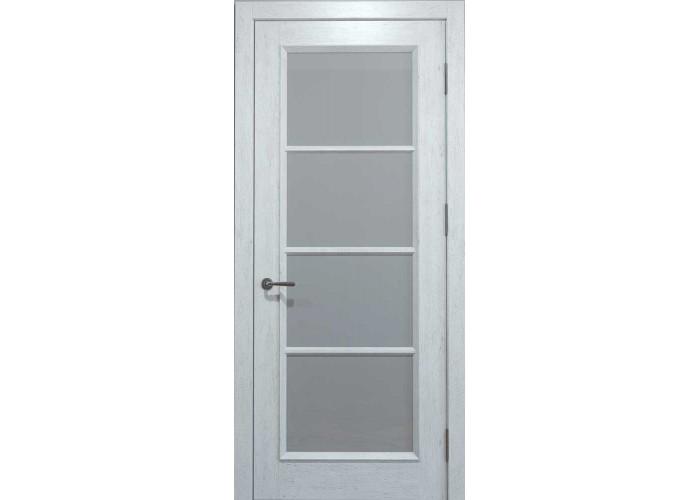 Двери межкомнатные Status Doors Oak Standard OS 022.S01 (Сатиновое стекло)  1