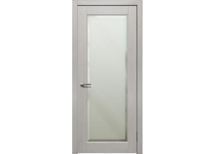 Двери межкомнатные Status Doors Trend Premium TP 012.F(Сатиновое стекло)  1