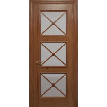Двери межкомнатные Status Doors CROSS C 022.S01 (Сатиновое стекло)