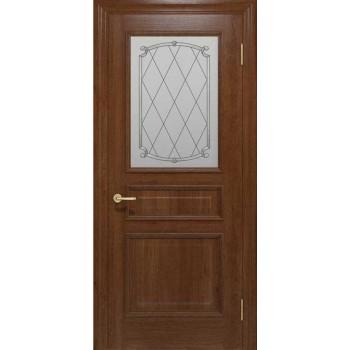 Двери межкомнатные Status Doors INTERIA I 022.S01 (Сатиновое стекло)