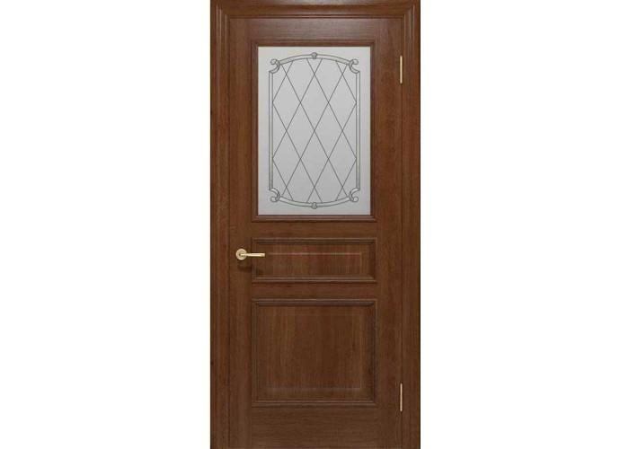 Двери межкомнатные Status Doors INTERIA I 022.S01 (Сатиновое стекло)  1