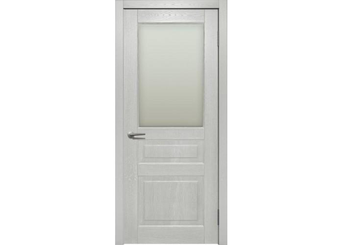 Двери межкомнатные Status Doors Trend Premium TP 052.S01(Сатиновое стекло)  1