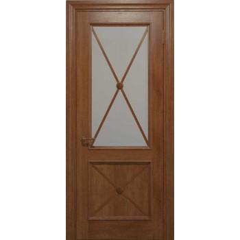Двери межкомнатные Status Doors CROSS C 012.S01 (Сатиновое стекло)