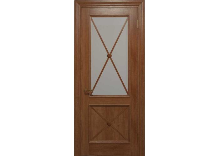 Двери межкомнатные Status Doors CROSS C 012.S01 (Сатиновое стекло)  1