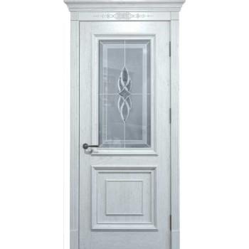 Двери межкомнатные Status Doors Grand Elegance GE 012.S01 (Сатиновое стекло)