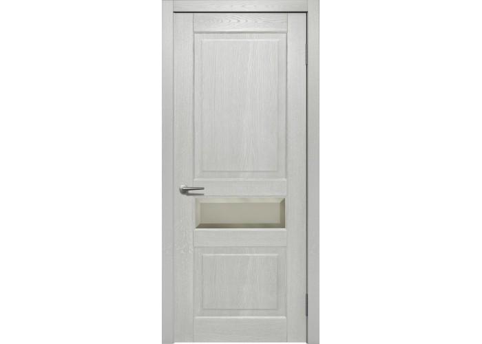 Двери межкомнатные Status Doors Trend Premium TP 053.F(Сатиновое стекло)  1