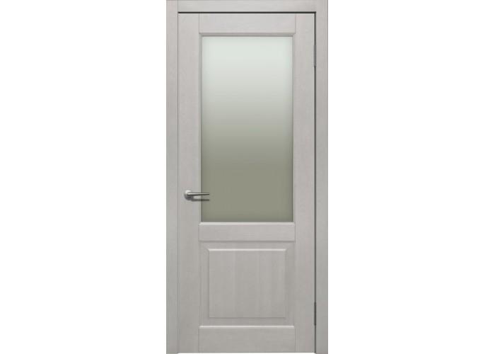 Двери межкомнатные Status Doors Trend Premium TP 032.S01(Сатиновое стекло)  1