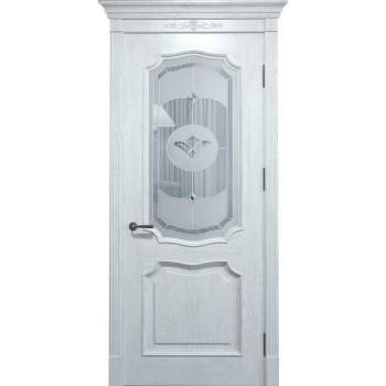 Двери межкомнатные Status Doors Grand Elegance GE 022.S01 (Сатиновое стекло)