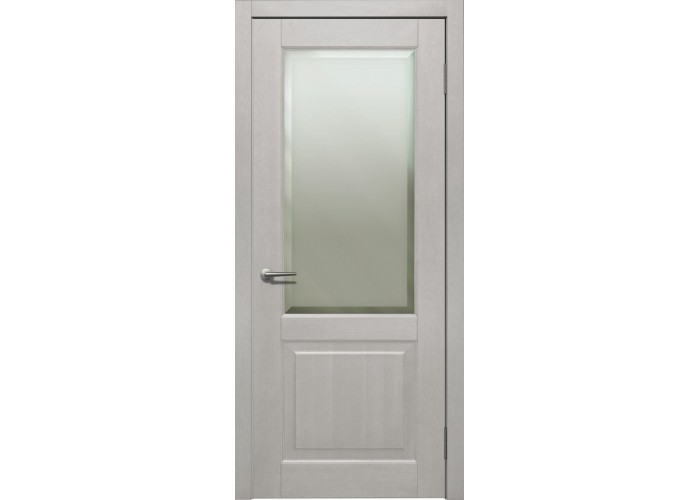 Двери межкомнатные Status Doors Trend Premium TP 032.F(Сатиновое стекло)  1