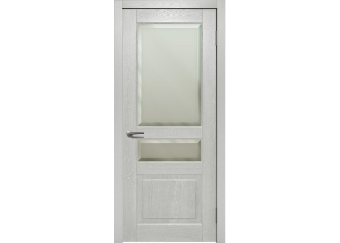 Двери межкомнатные Status Doors Trend Premium TP 054.F(Сатиновое стекло)  1