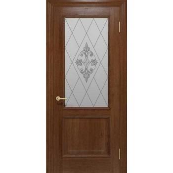 Двери межкомнатные Status Doors INTERIA I 012.S01 (Сатиновое стекло)