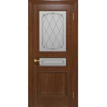Двери межкомнатные Status Doors INTERIA I 024.S01 (Сатиновое стекло)