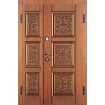 Входные двери для дома – SteelGuard – Ampio – мод. Etna Big Light