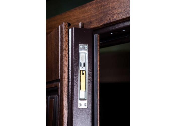 Входные двери для дома – SteelGuard – Ampio – мод. Etna Big Light  3