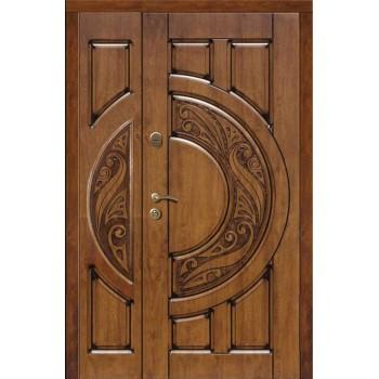 Входные двери для дома – SteelGuard – Ampio – мод. Mercury Big Light
