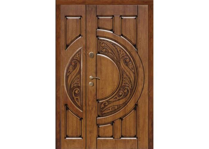 Входные двери для дома – SteelGuard – Ampio – мод. Mercury Big Light  1