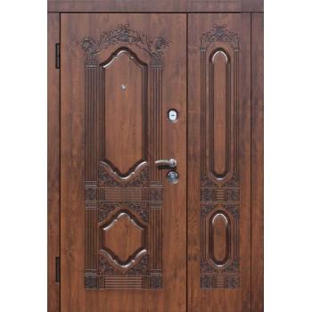 Входные двери для дома – SteelGuard – Ampio – мод. Sangria Big Light